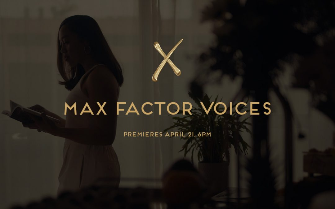 Max Factor Voices