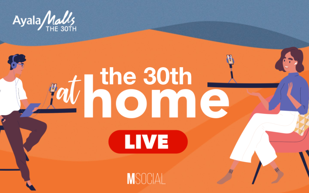 The 30th At Home LIVE: Facebook Sessions